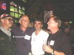 Art West, Tom Starr, Dan Wallace & Ken Deppe