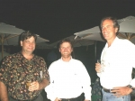 Jeff Walters, Tom Vessey & Gordon Smith