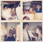 June 1968 trip to Bloomington Indiana to perform The Music Man for National Thespian Convention.  Mike Bonie Bruce Venez
