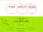 All School Musical for 1969 The Apple Tree
